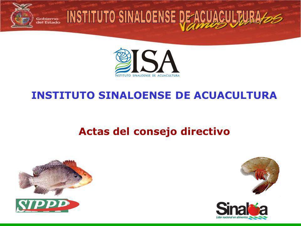 Sistema Integral de Planeación, Programación y Presupuestación del Gasto Público Proceso para el Ejercicio Fiscal del año 2005 INSTITUTO SINALOENSE DE