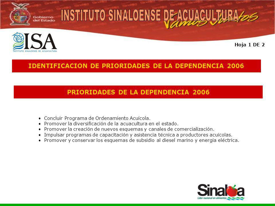 Sistema Integral de Planeación, Programación y Presupuestación del Gasto Público Proceso para el Ejercicio Fiscal del año 2005 Concluir Programa de Or
