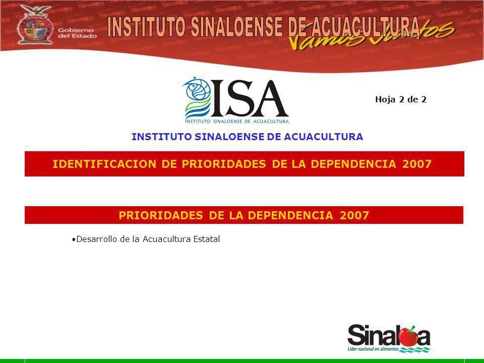 Sistema Integral de Planeación, Programación y Presupuestación del Gasto Público Proceso para el Ejercicio Fiscal del año 2005 Desarrollo de la Acuacu