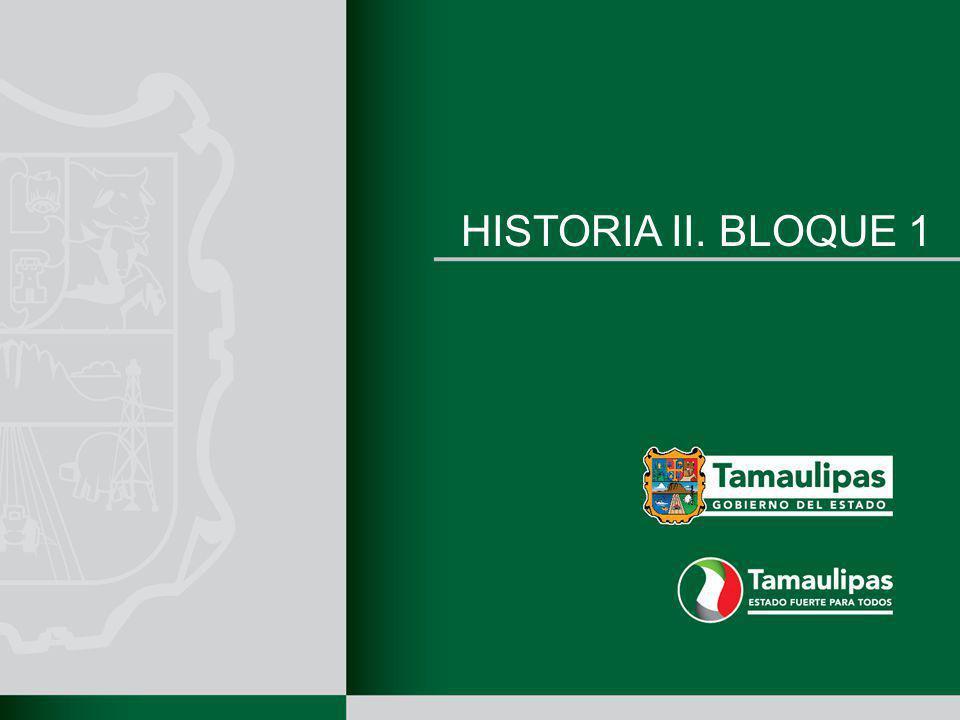 BLOQUE 1: Las culturas prehispánicas y la conformación del virreinato de Nueva España.