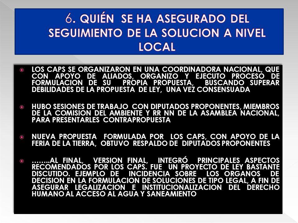 PASO1 : ASAMBLEA COMUNITARIA (ACTA CONSTITUTIVA, ESTATUTOS, REGLAMENTOS) PASO2 : REGISTRO Y CERTIFICADO MUNICIP.