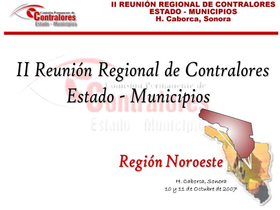 H. Caborca, Sonora 10 y 11 de Octubre de 2007