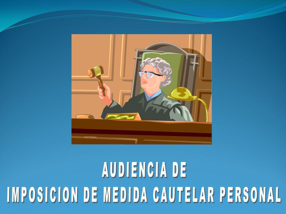 Marco Constitucional PODER DE CONFIGURACIÓN LEGAL PODER DE RESERVA JUDICIAL Determinar condiciones y alcance de de la medida Imponer la medida (arts.