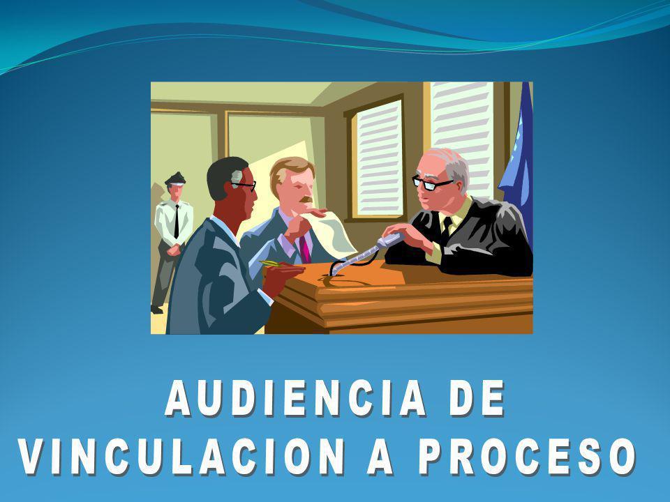 REQUISITOS PARA LA VINCULACION ART.281 CPP 1. Formulacion de la imputación 2.