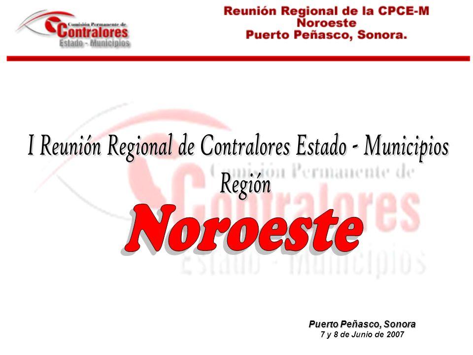 Puerto Peñasco, Sonora 7 y 8 de Junio de 2007