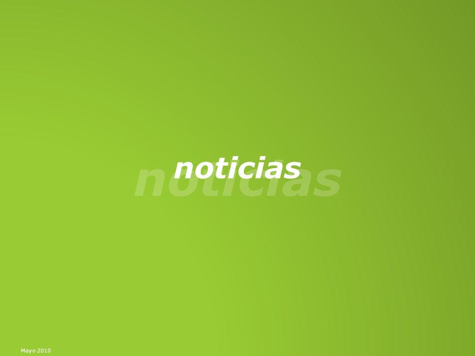 Noticias Mayo 3