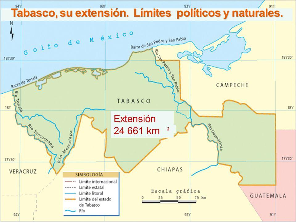 Extensión 24 661 km 2