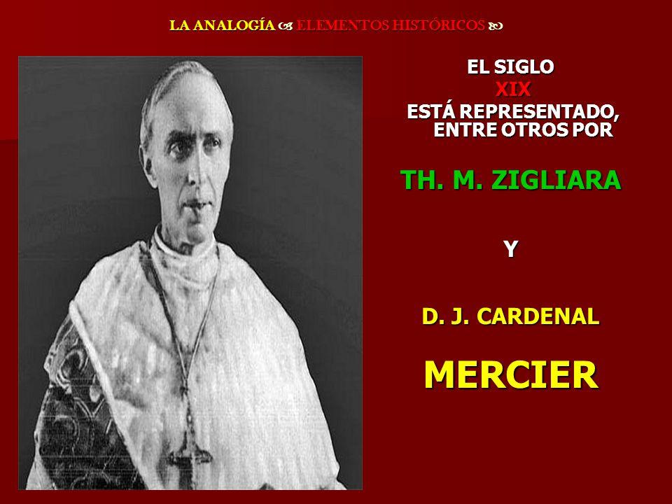 LA ANALOGÍA ELEMENTOS HISTÓRICOS LA ANALOGÍA ELEMENTOS HISTÓRICOS EL SIGLO XIX XIX ESTÁ REPRESENTADO, ENTRE OTROS POR ESTÁ REPRESENTADO, ENTRE OTROS P