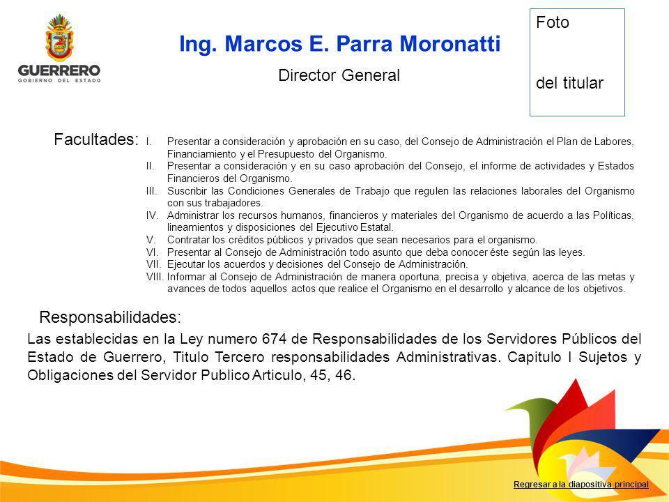 Ing.Marcos E.
