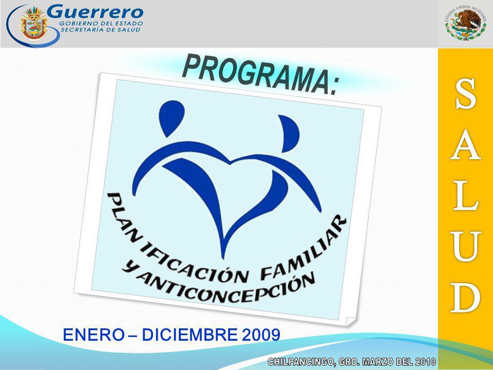 ENERO – DICIEMBRE 2009