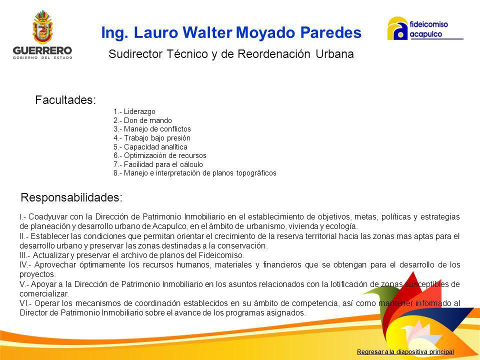 Gracias por entrar al Organograma del Fideicomiso para el Desarrollo Económico y Social de Acapulco (FIDACA)