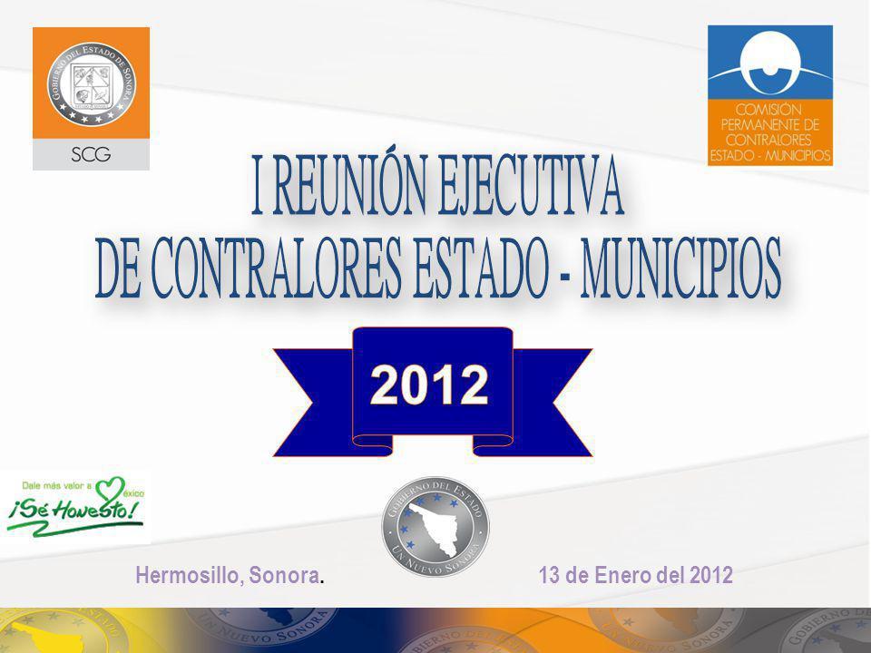 Hermosillo, Sonora.13 de Enero del 2012