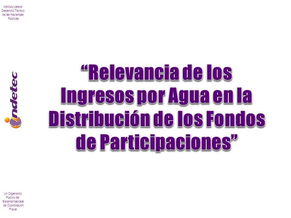 Instituto para el Desarrollo Técnico de las Haciendas Públicas Un Organismo Público del Sistema Nacional de Coordinación Fiscal