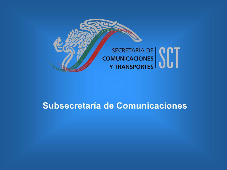 Subsecretaría de Comunicaciones