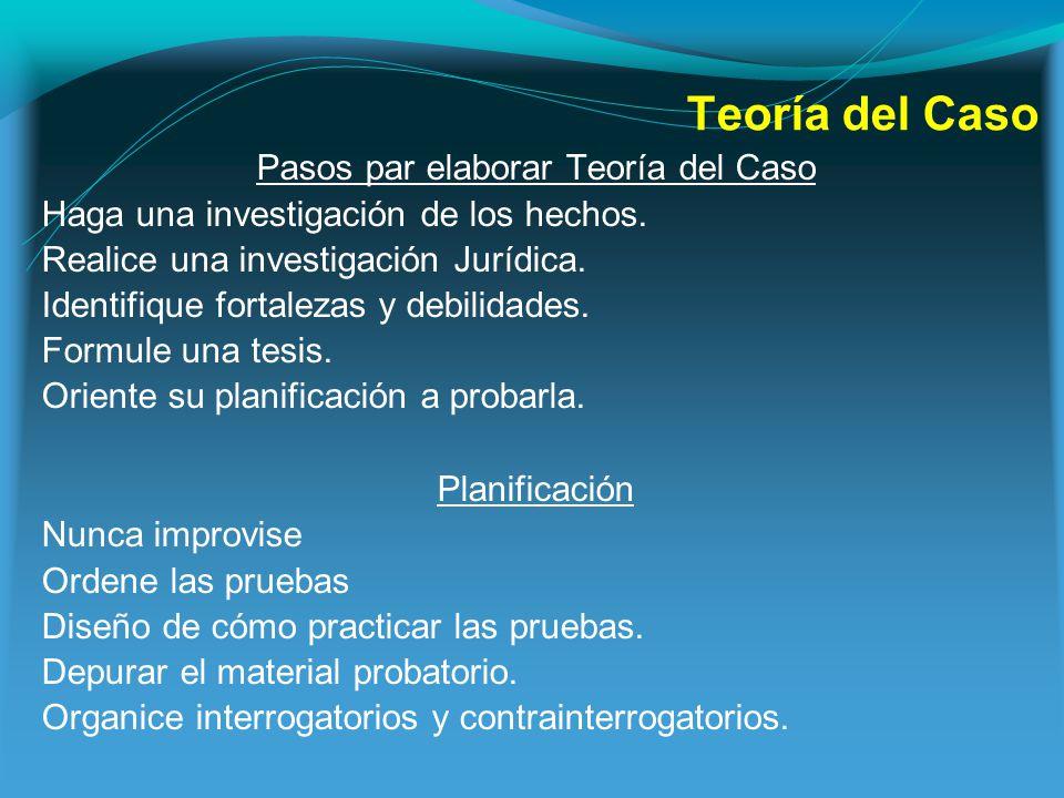 Objeciones Concepto: Mecanismo de los intervinientes para materializar las reglas del juicio evitándose que se incorporen preguntas, respuestas o alegatos que violan parámetros de lealtad o que no se relacionan con un tema de discusión en el proceso.