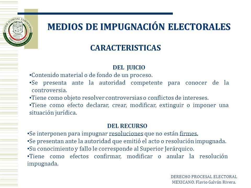 Que todos los actos y resoluciones de las autoridades electorales se sujeten invariablemente a los principios de : Legalidad Definitividad SU OBJETO (Art.