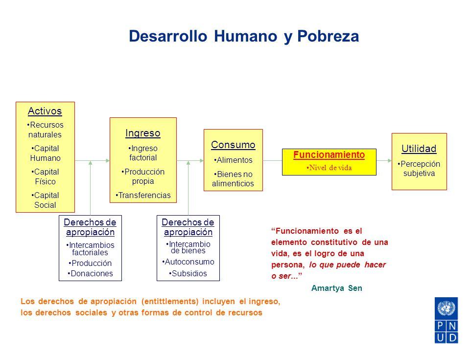 Derechos de apropiación Intercambios factoriales Producción Donaciones Ingreso Ingreso factorial Producción propia Transferencias Consumo Alimentos Bi