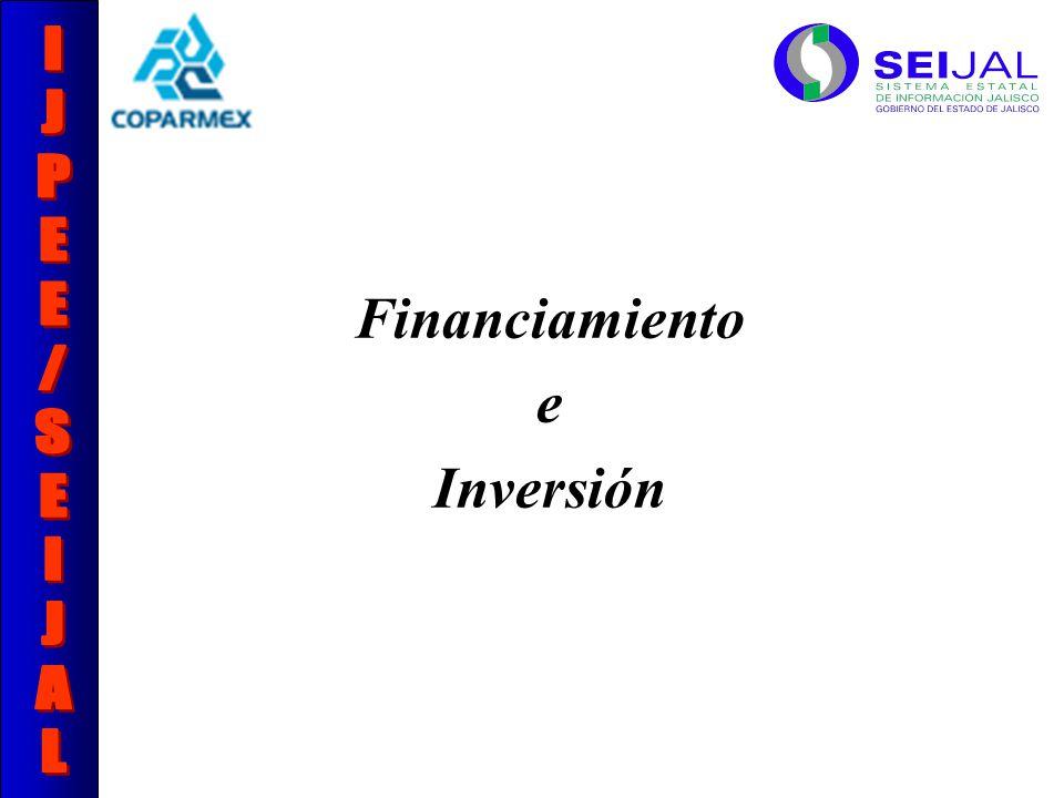 Financiamiento e Inversión