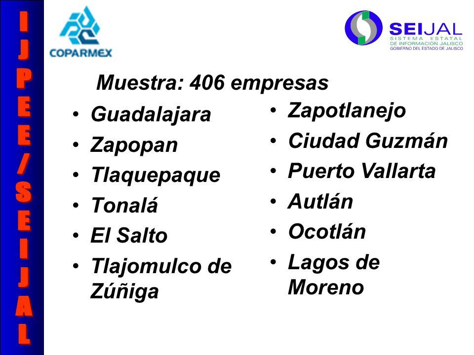 Fuente: INEGI Tasa de Desempleo Abierto Área Metropolitana de Guadalajara 2004
