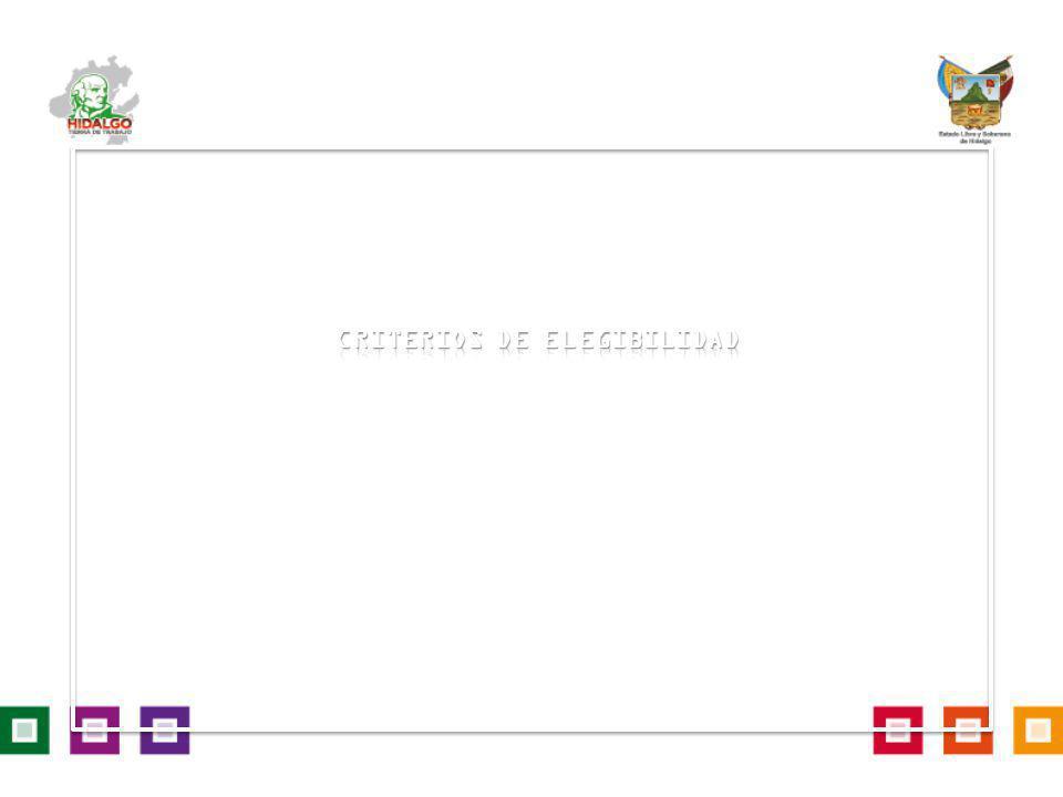 PROGRAMA DE APOYO A LA INVERSIÓN EN EQUIPAMIENTO E INFRAESTRUCTURA COMPONENTE PESCA Solicitantes que cumplan con lo siguiente: I.Presentar la solicitu