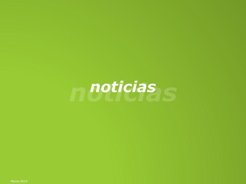 Noticias Marzo 1