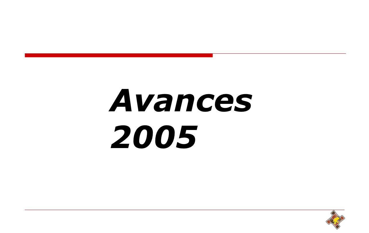 6 Avances 2005