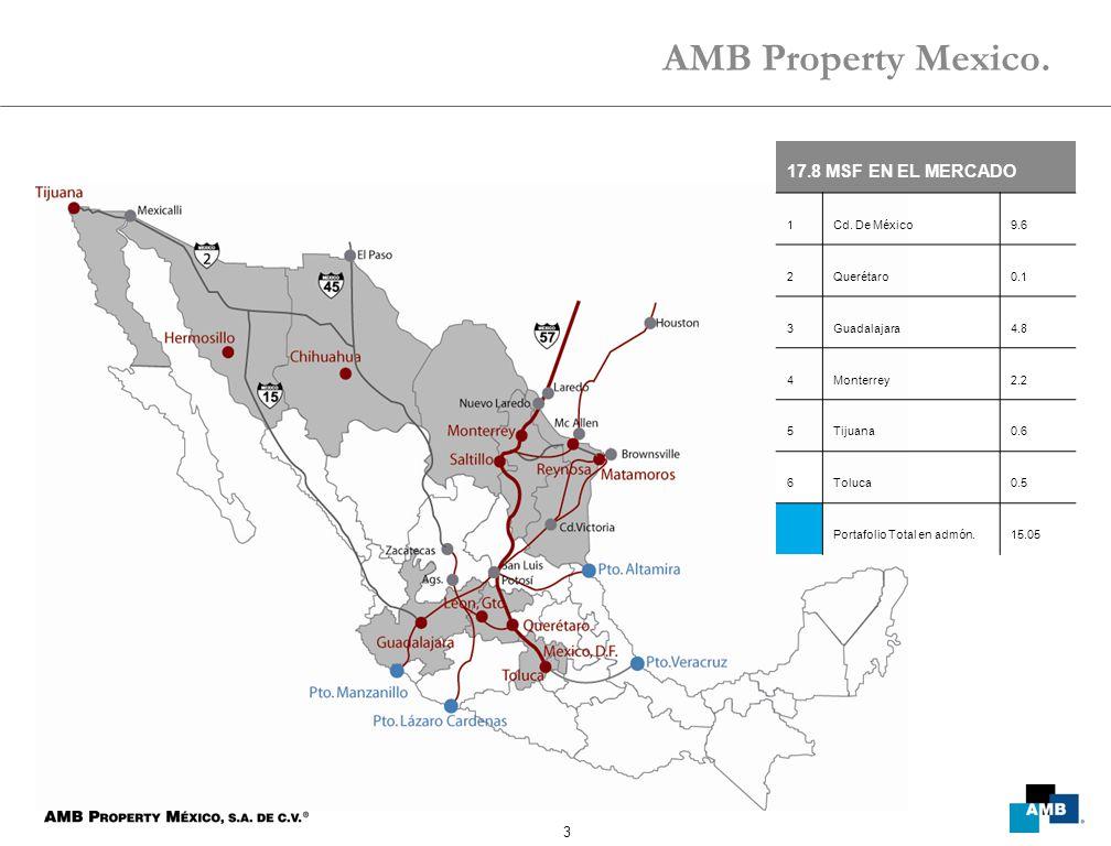 4 AMB y G.Accion formaron una alianza estratégica en 2002.