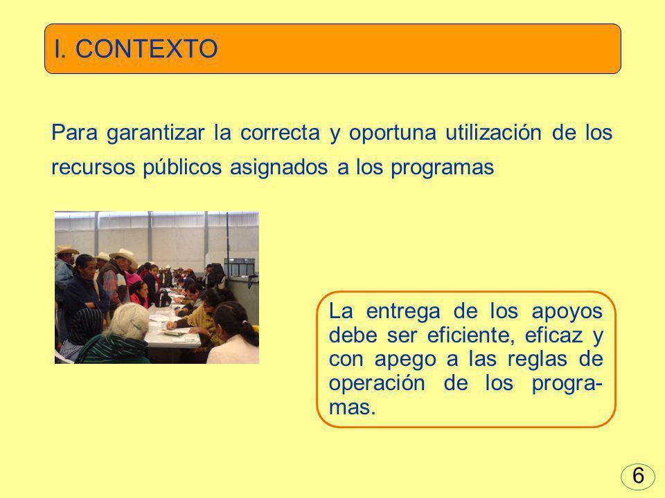Simplificar el intercambio de información entre los operadores de los Pro- gramas.