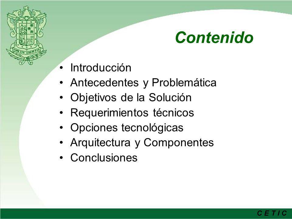 C E T I C Introducción ¿Que son las herramientas de Colaboración.