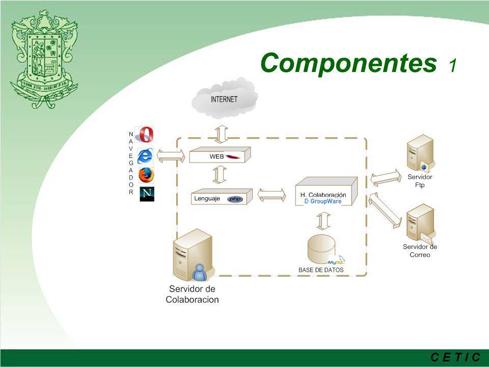 C E T I C Componentes 2