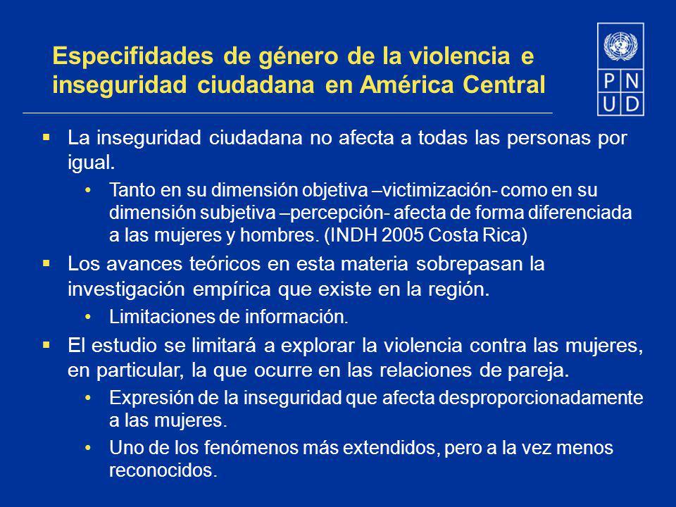 La violencia contra las mujeres ejercida en relaciones de pareja Gravedad Los homicidios de las mujeres ocurren mayoritariamente en el marco de las relaciones de pareja.