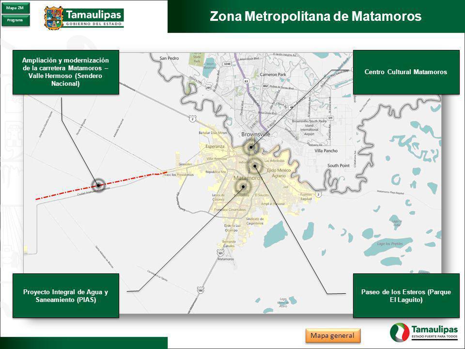 Zona Metropolitana de Tampico Av.