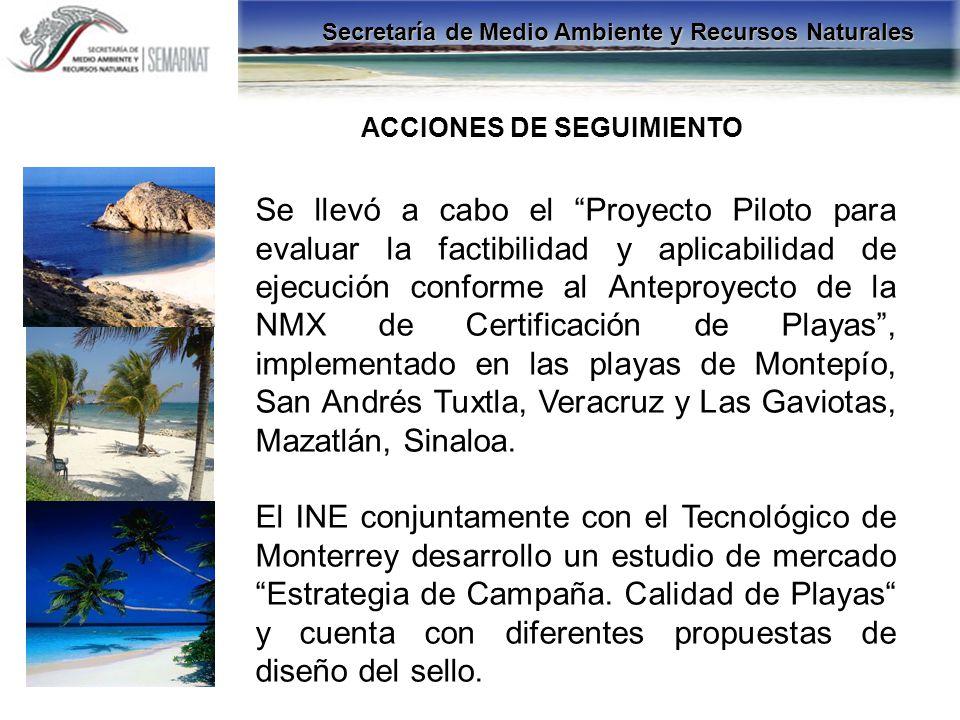 Se llevó a cabo el Proyecto Piloto para evaluar la factibilidad y aplicabilidad de ejecución conforme al Anteproyecto de la NMX de Certificación de Pl