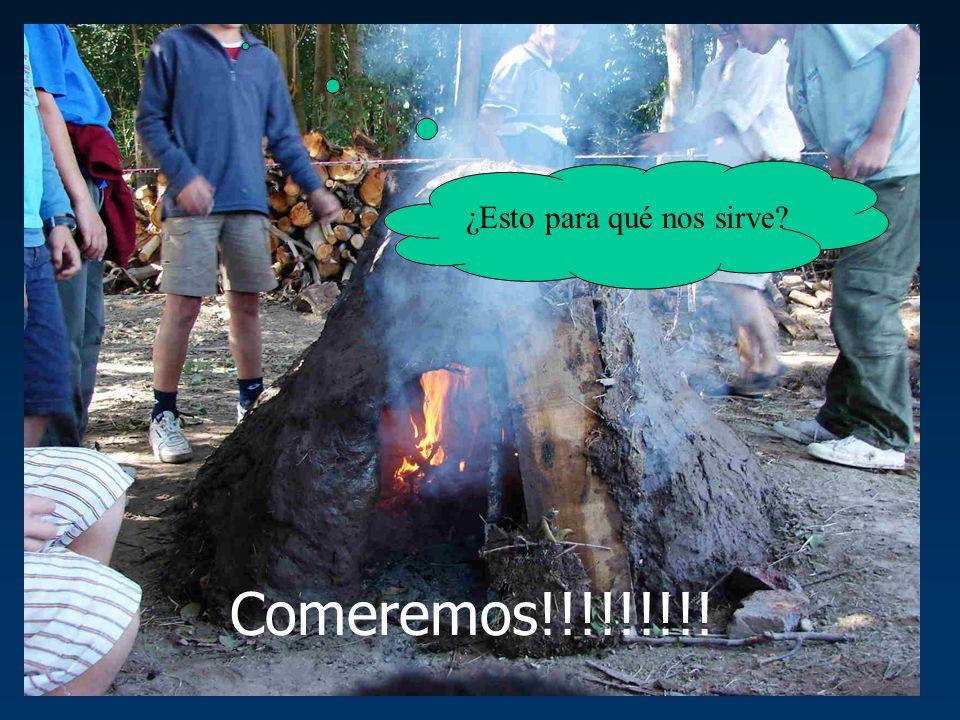 Domingo 1 de Abril (Contin) Caminata a la Barranca.