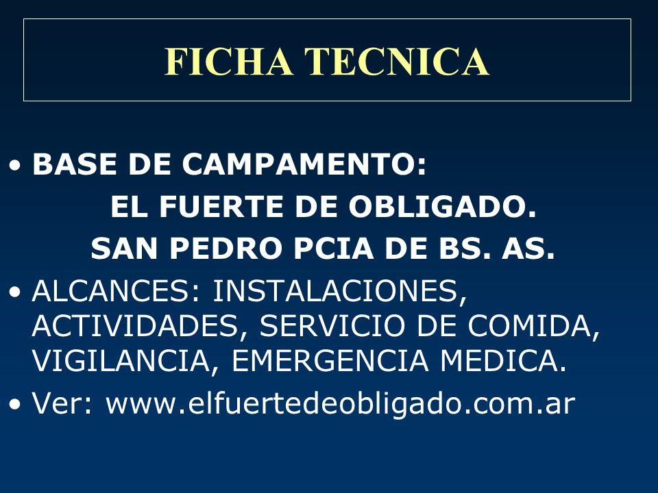 EMPRESA DE TRANSPORTE TURISMO CENTURION SRL.