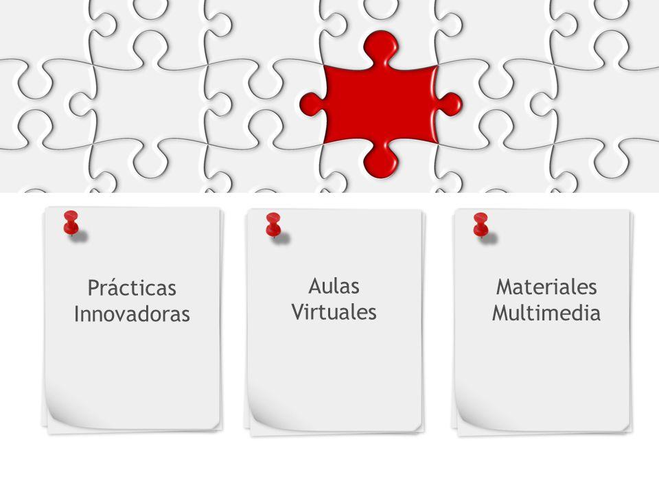 Prácticas Innovadoras Materiales Multimedia Aulas Virtuales