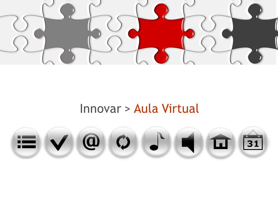 Innovar > Aula Virtual