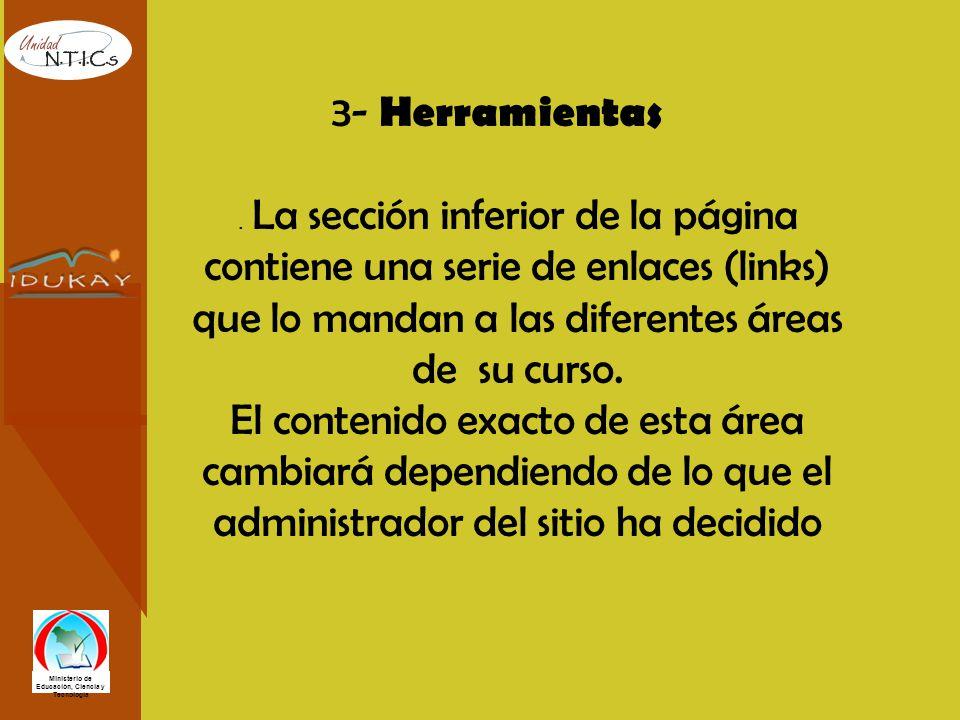 3- Herramientas.
