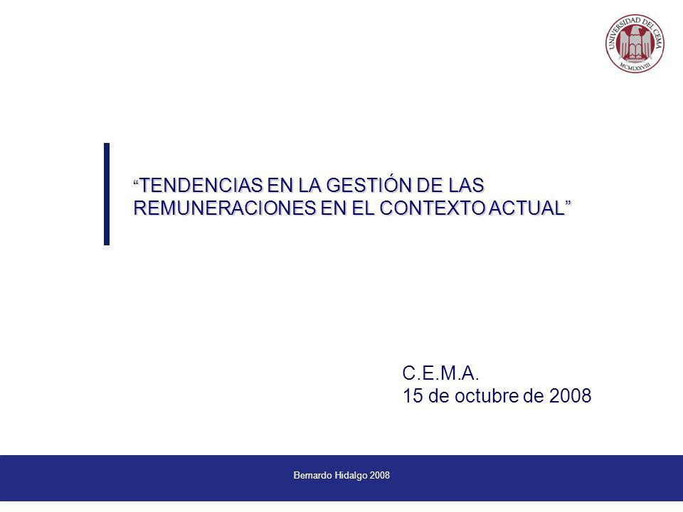 Bernardo Hidalgo 2008 C.E.M.A.