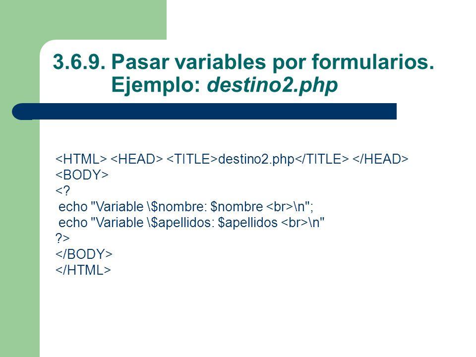 3.6.9.Pasar variables por formularios.