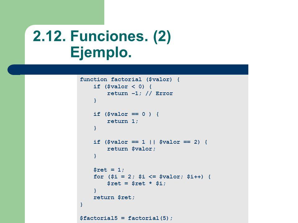 2.12.Funciones. (2) Ejemplo.