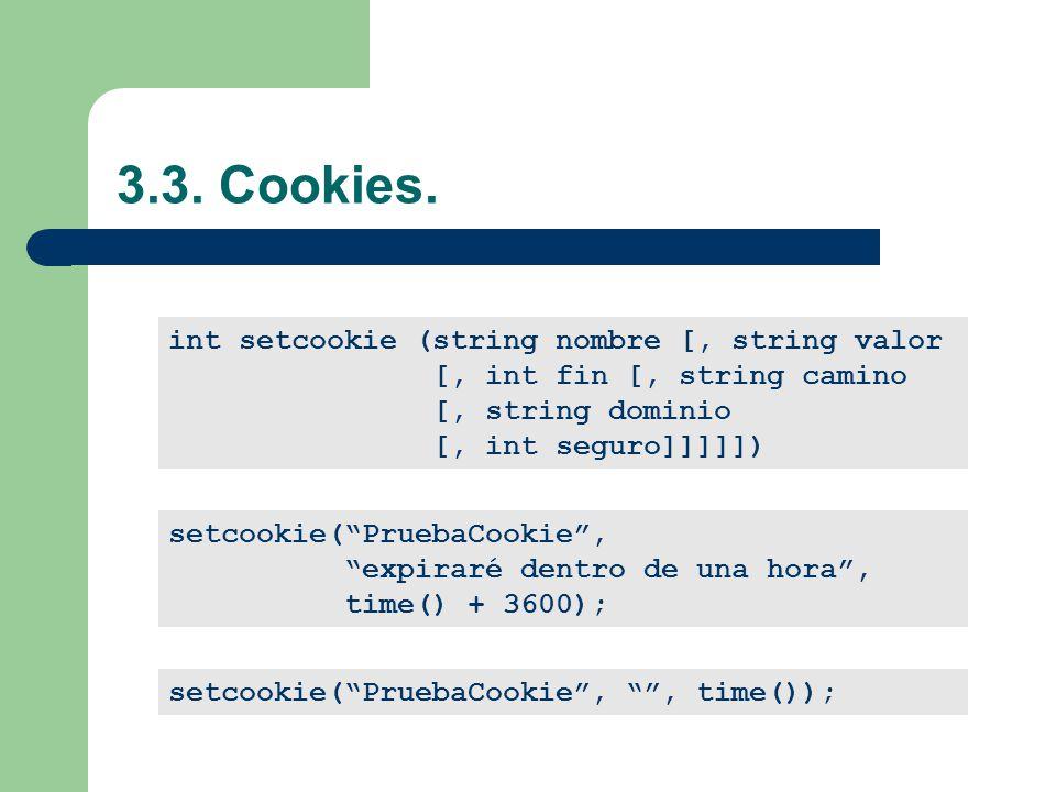 3.3.Cookies.