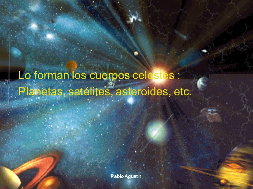 Noelia Laurenzena y Camila Leo ¿Cuáles son las interacciones entre los astros del sistema solar .