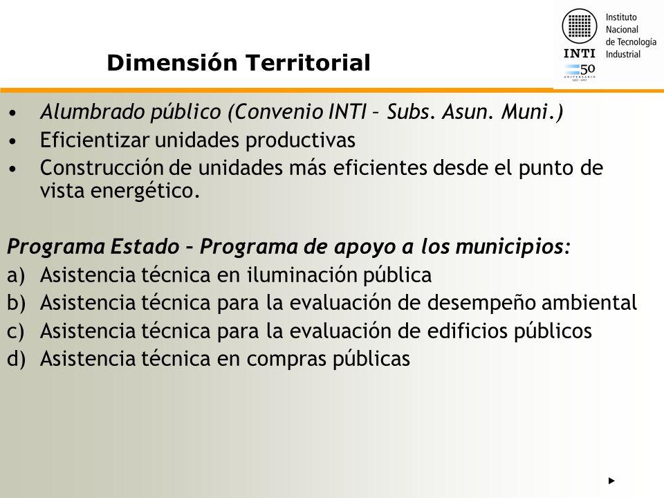 INTI en Cuyo Mendoza: –Centro INTI Frutas y Hortalizas, especializado en agroindustria.