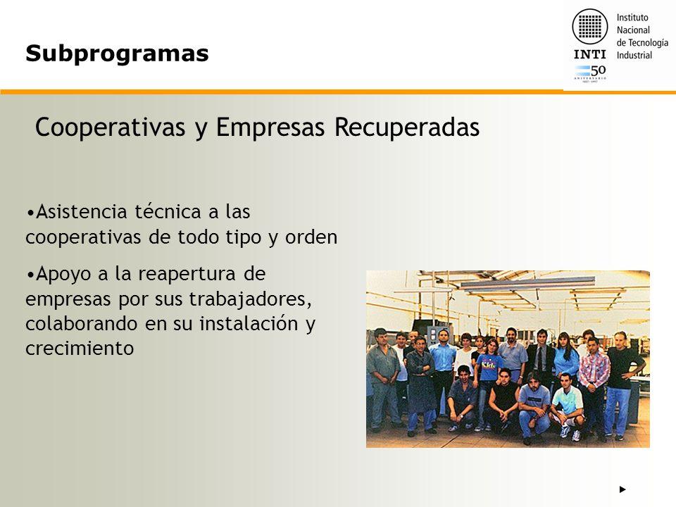 Cadenas de Valor Artesanal Desarrollo de la capacidad de producción integrada a partir del fortalecimiento de todos sus eslabones productivos mediante aportes tecnológicos específicos.