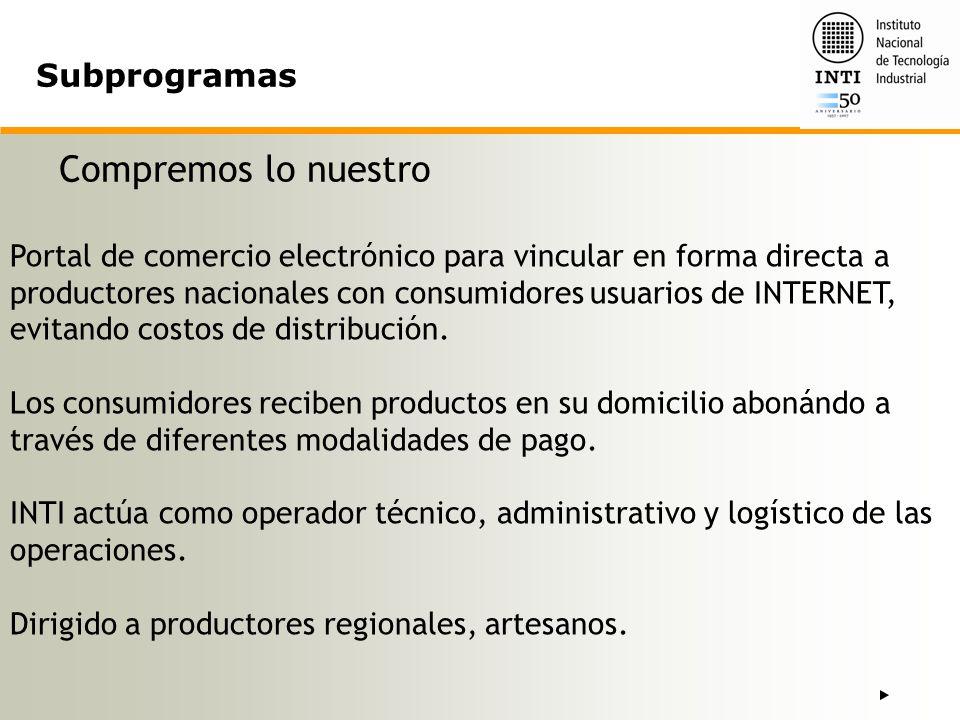 RSU Conformación de un proyecto para integrar todos los eslabones de la cadena de valor.