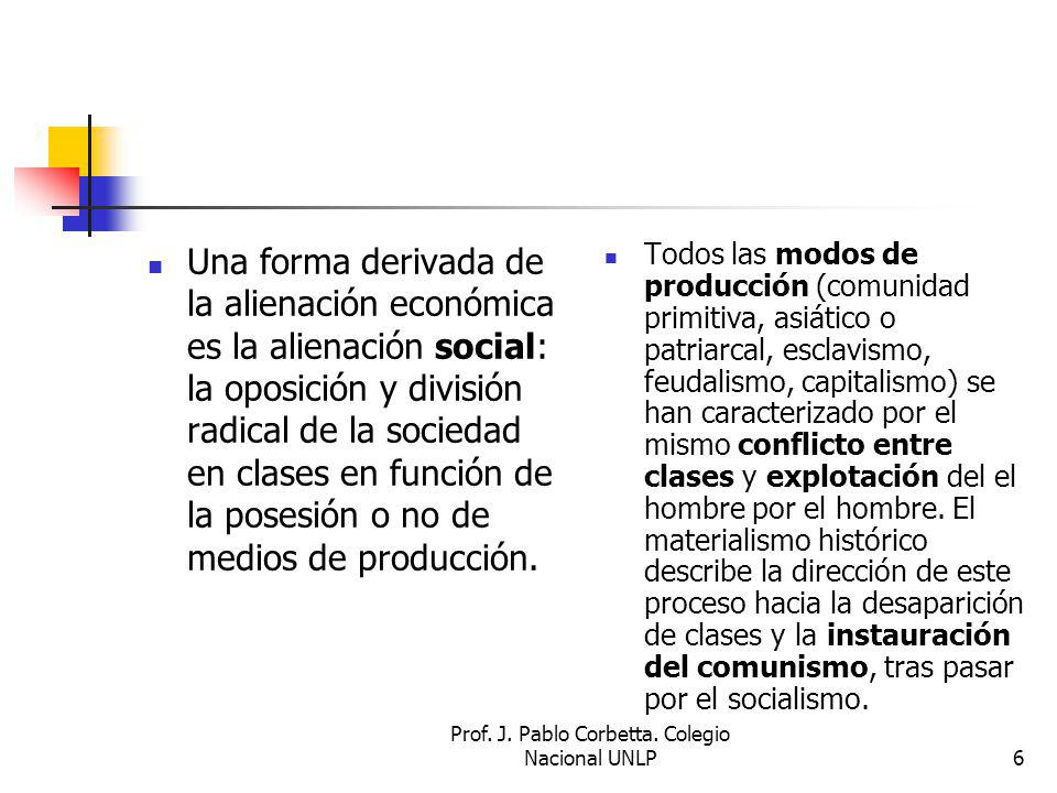 Prof.J. Pablo Corbetta.