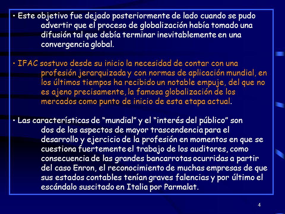 15 PARTES RELACIONADAS PARTES RELACIONADAS HECHOS POSTERIORES HECHOS POSTERIORES NEGOCIO EN MARCHA NEGOCIO EN MARCHA REPRESENTACIONES DE LA ADMINISTRACIÓN REPRESENTACIONES DE LA ADMINISTRACIÓN CONSIDERACIONES ESPECIALES – AUDITORÍA DE ESTADOS FINANCIEROS DE GRUPOS CONSIDERACIONES ESPECIALES – AUDITORÍA DE ESTADOS FINANCIEROS DE GRUPOS USO DEL TRABAJO DE LOS AUDITORES INTERNOS USO DEL TRABAJO DE LOS AUDITORES INTERNOS USO DEL TRABAJO DE UN EXPERTO USO DEL TRABAJO DE UN EXPERTO