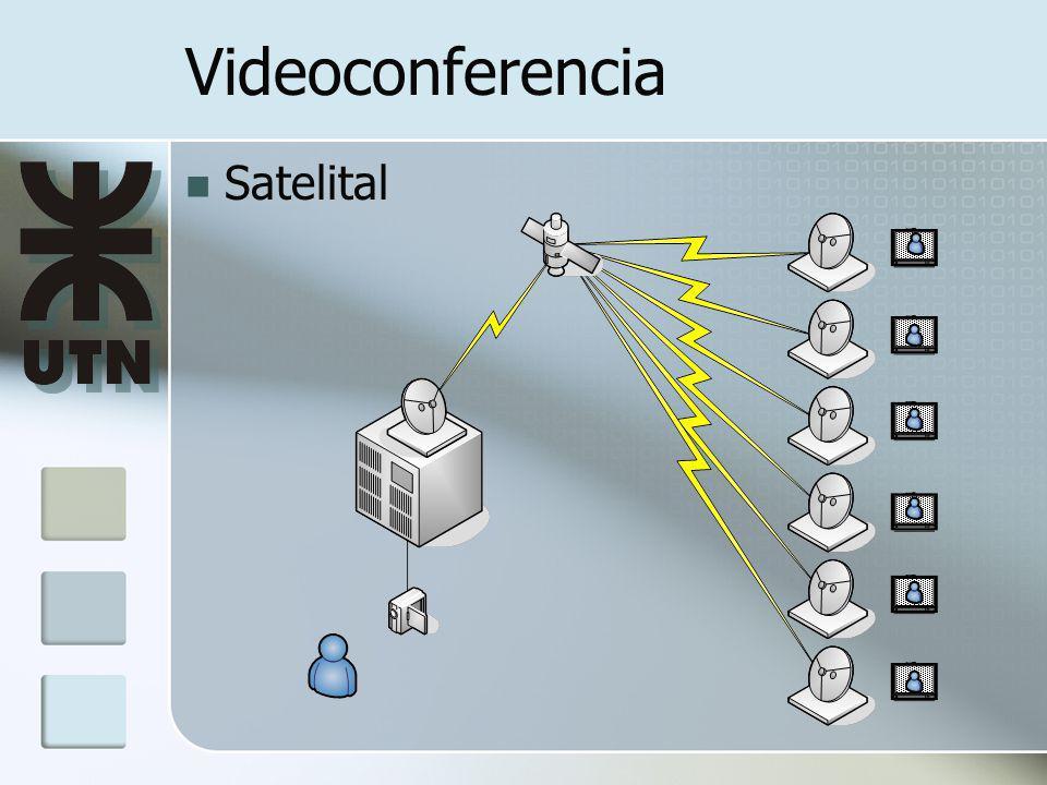 Videoconferencia Satelital