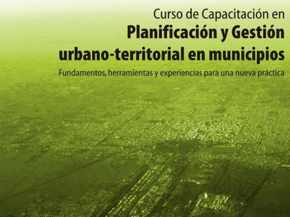 Hipótesis de arranque El principal actor en el Desarrollo Urbano es el Gobierno Local El principal actor en el Desarrollo Urbano es el Gobierno Local No hay posibilidades de desplegar adecuadas políticas urbanas sin un adecuado nivel de autonomía municipal.